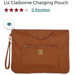 Liz Claiborne Charging Clutch